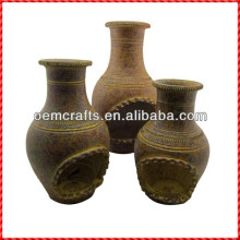 New Top quality handmade outdoor Wholesale Clay Chimeneas