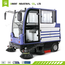 Vacuum Sweeper Truck, automatic cleaning machine factory