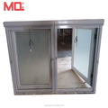 Used Commercial Aluminum Windows Double Glazed For Csaement Clad Wood Window
