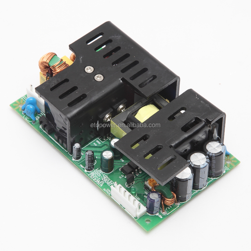 200w power supply 12v 24v smps circuit board with PFC function