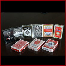 Bicycle brand plastic playing cards