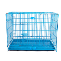 Wholesale Pet Transport Box Cheap Dogs Cages Foldable Pet Crate Kennels