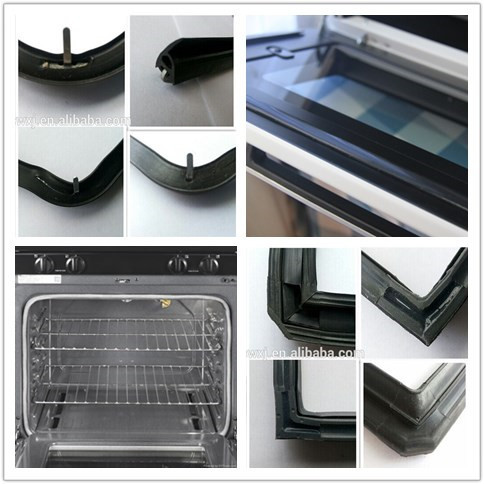 Customized Silicone Oven Door Gasket