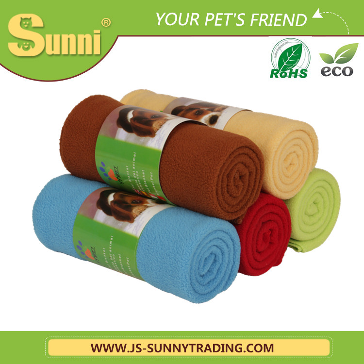 Pet cleaning grooming products colourful dog towel