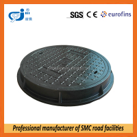 SMC water meter manhole cover manufacturer