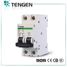 New type mcb hot sales electric air dc circuit breaker TGM65N Series 380v(440v) 63a Miniature Circuit Breaker mccb manufacturer