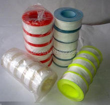 5PCS P50mm*10M*0.13mm High Temperature Withstand, Electric Insulation PTFE Teflon Tape,Customize Width Cut Accepetable