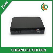 New products MPEG4 H.264 full HD digital FTA mini satellite tv channels decoder for Indonesia