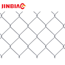 Galvanized Wire Black Vinyl Coated Wholesale Chain Link Fence
