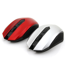 1600DPI 6buttons scroll wheel CPI Adjustable 2.4G USB 2.0 Wireless Mouse
