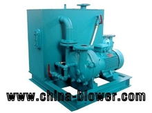CNC router vacuum pump 2BE type