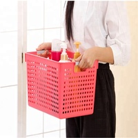 2017 Best Sell High Quality Thickening Plastic Basket/Sundries Storage Basket for Kitchen&Laundry