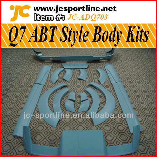 2010UP Q7 Body Kits For Audi Q7 ABT Style