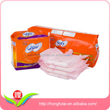 Best Negative Ion Sanitary Napkin with US Cotton