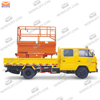 CE approved 8 m automatic lift truck