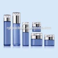 wholesale popular style glass skin care 50g cream jar empty cosmetic packaging