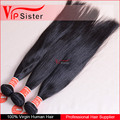 100% Virgin Hair Straight Unprocessed Fast Shipping