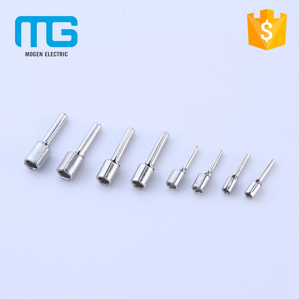 Hot selling electrical ends Non-insulated pin terminals
