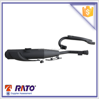 High quality motorcycle exhaust muffler for ZS125GY-3