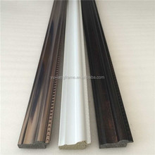 Eco-friendly ps picture frame mouldings with modern metalic design