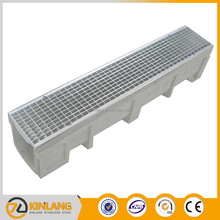 Hot Dipped Galvanized Serrated Heavy Duty Steel Grating Stair/Stainless Steel floor Drain Grate