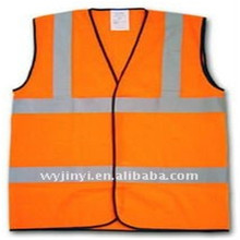 Certificated EN471/ENISO20471 High Visibility Cheap reflective safety vest