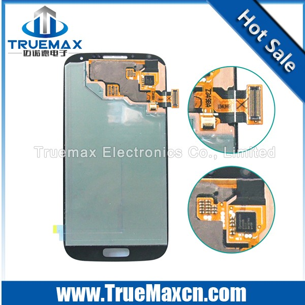 Wholesale Factory for Samsung Galaxy S4 i9500 LCD Screen Assembly Replacement Without Frame