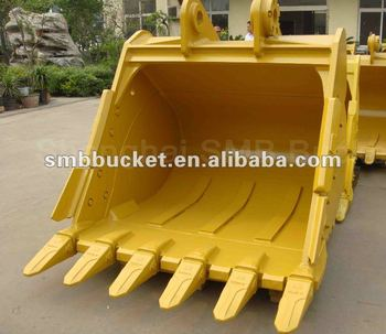 wholesale supplier 20ton excavator 60cm width ditching bucket for C320 excavator made in China