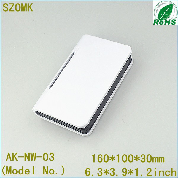China manufacturer outdoor electric plastic abs enclosure network enclosure