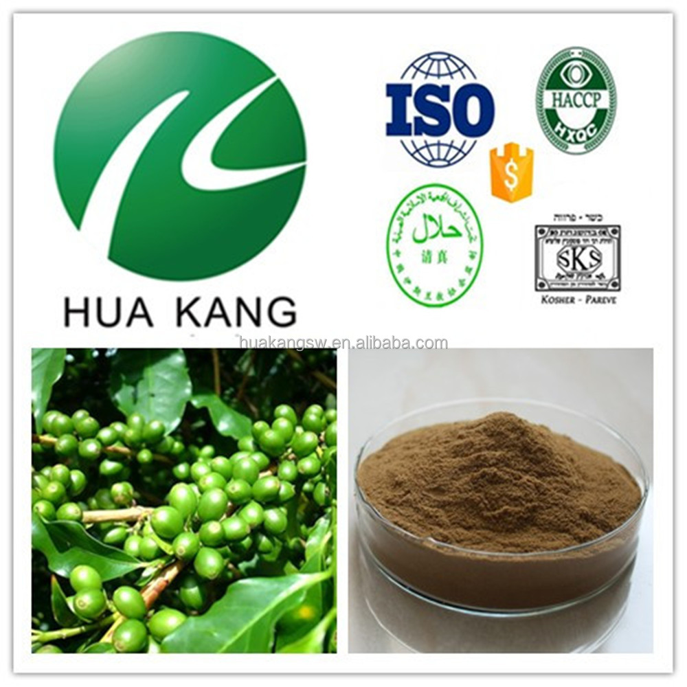 Green coffee bean extract dosage,Chlorogenic acid 20% green coffee bean supplement,fastest way to lose weight