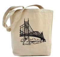 recycled high quality cotton bag online shopping