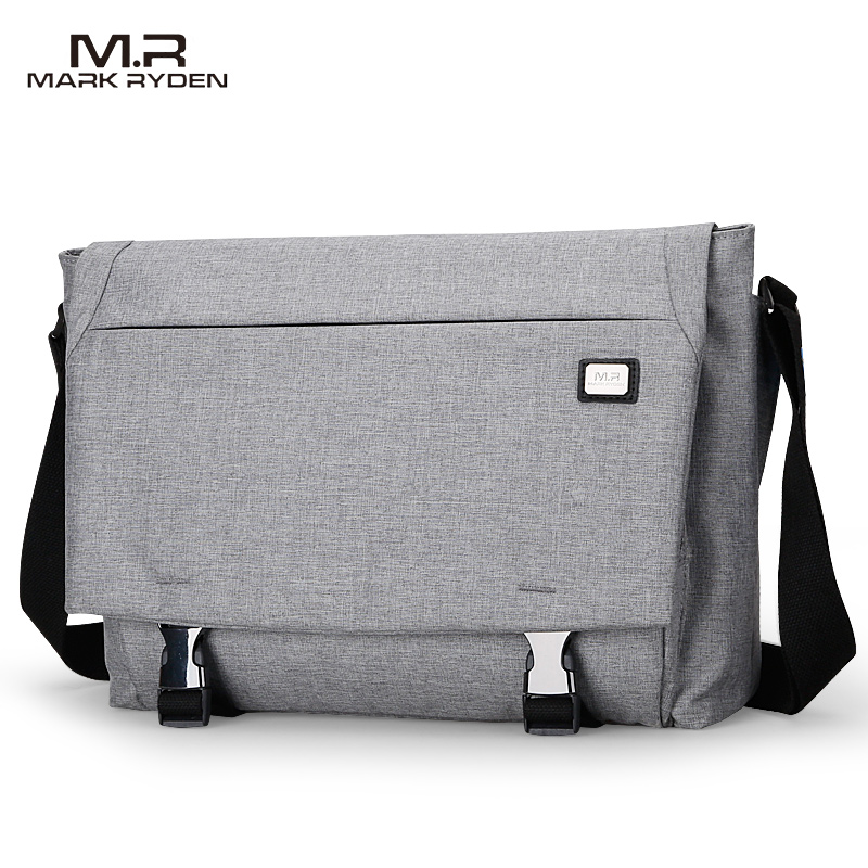Mark Ryden Wholesale Unisex Minimalist Sling Bag Crossbody School College Bag Shoulder Backpack Messenger Bags for Men