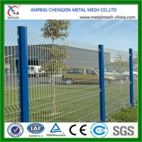 China Hot Sale Wire Mesh Fence / PVC Coated 1x1 Wire Mesh Fencing