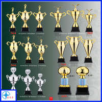 Hot Selling Customize Fashion Metal Trophy