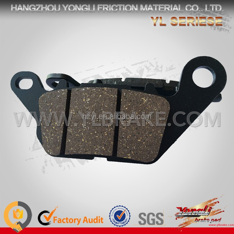 motorcycle brake pads for yamaha GPD125 NMAX N-MAX OE: 2DP-F5805-00
