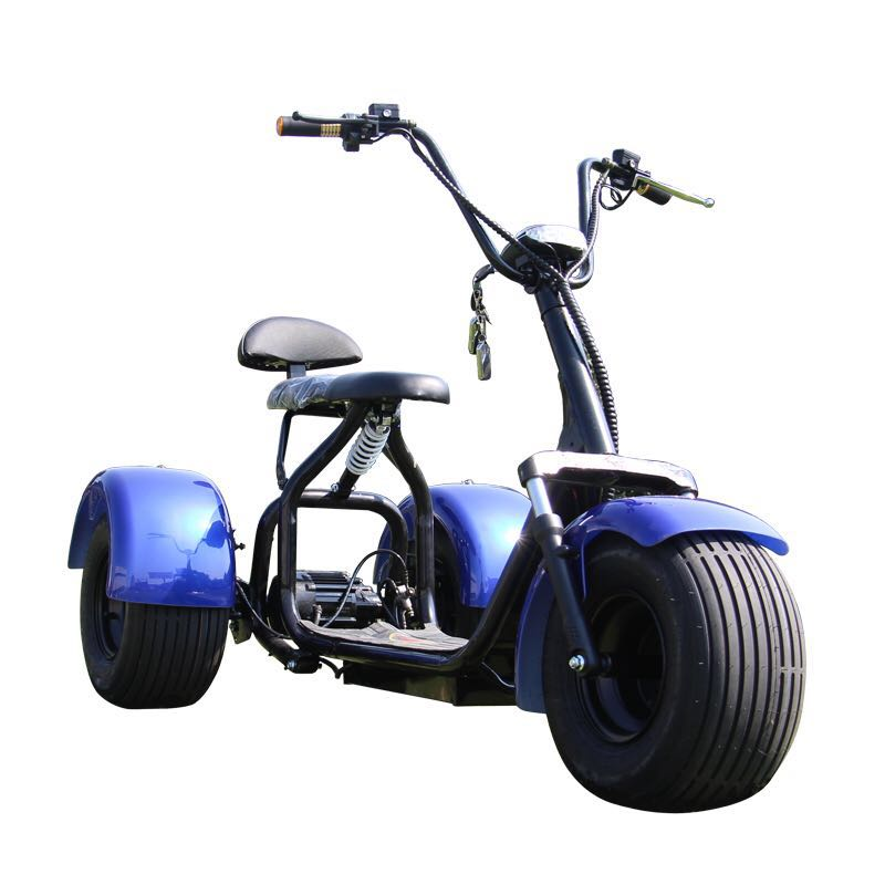 electric tricycle cargo 3 wheels adult tricycles citycoco harley electric scooter