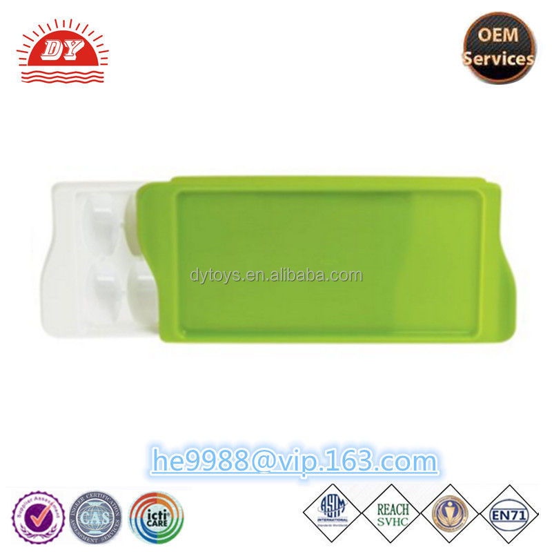 custom plastic portable draw-out type food freezer storage box