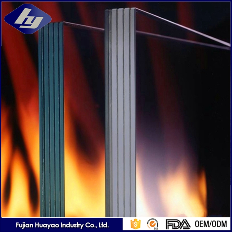 High Strength Fire Rated Glass Door Wholesale Tempered Laminated Glass price