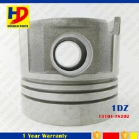 Diesel Engine 1DZ Piston With Pin 13101-78202