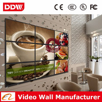 42 inch sexy video full hd indoor lcd advertising wall of china