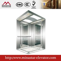 Suzhou 2016 Best-selling Factory Outlet Cheap Price 6 Person Passenger Elevator