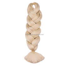 top quality ombre hair extension pieces kanekalon braiding hair weave for sale