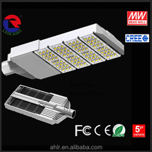 Main product Bridgelux chip Meanwell driver 150w driver 5 years warranty led street light