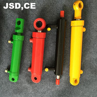 Mini Hydraulic Cylinder--CE Certificated