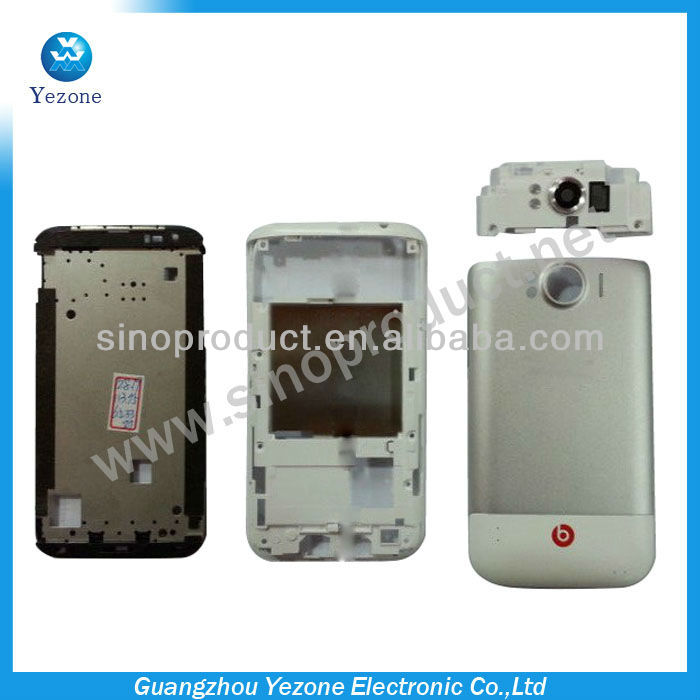 Cell phone Full Housing For HTC Sensation XL X315E G21 Housing With Insider Spare Parts