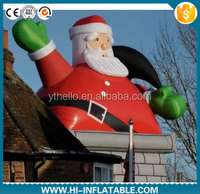 LED lighted Christmas Inflatables Polar Bear/ christmas yard decorations for christmas ornament,party,promotion