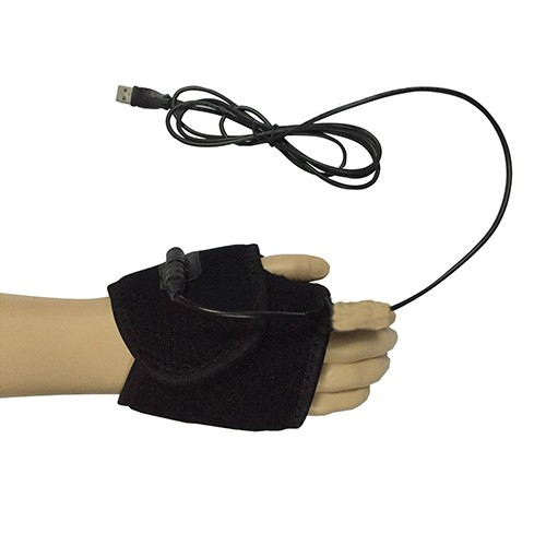 5V heated wrist warmers Therapy wrist brace