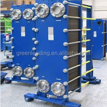 Oil plate heat exchanger, Marine cooler, Plate heat exchanger unit