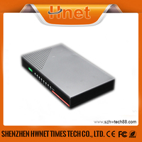 High quality 8 ports 10/100Mbps Desktop mini Ethernet network plastic case Switch