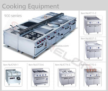 Equipment For Gas Cooking Range